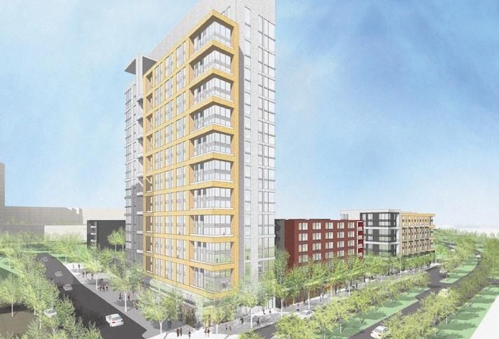 Arbor Row Tysons development