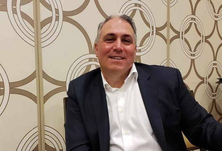 Marriott International Chief Development Officer Eric Jacobs at the ALIS conference 2019