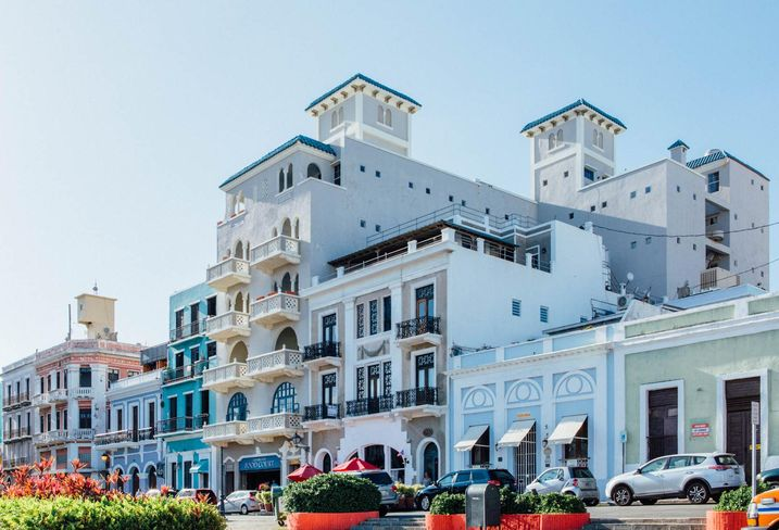 LifeAfar recently purchased Plaza Colón Hotel & Suites in San Juan Puerto Rico. This part of Puerto Rico is a designated opportunity zone.