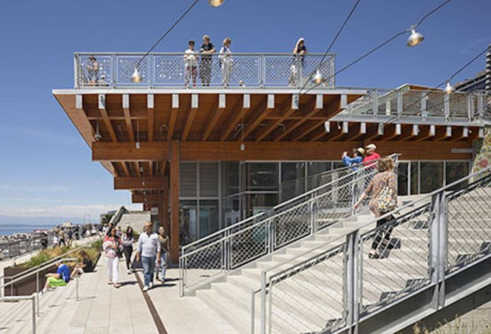 Miller Hull Wins Design Award For Pike Place MarketFront