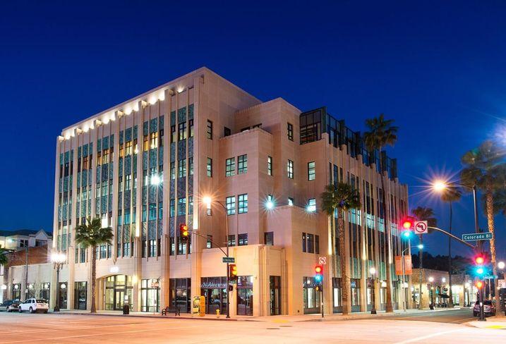 Playhouse Plaza office building in Pasadena