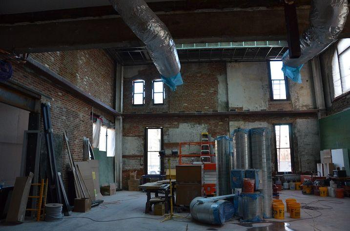 No Fooling: Hilton Garden Inn Around Historic Firehouse Set To Open April 1