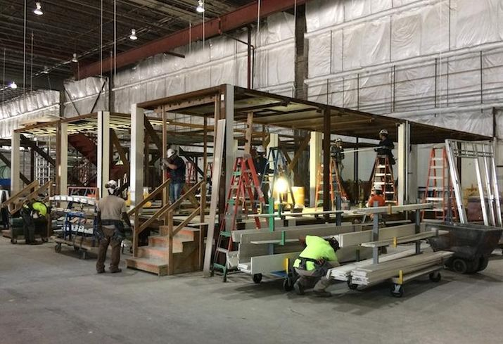 Builders Look To Modular As A Way Around Bay Area Construction Costs