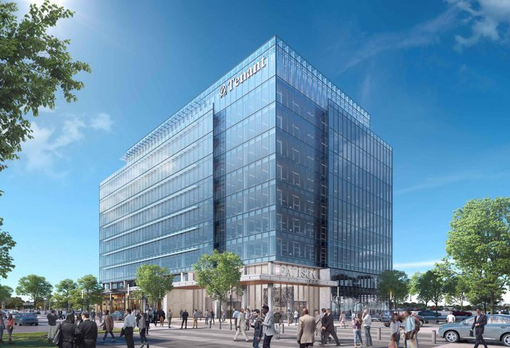 Comcast Subsidiary Plans New Office Building In South Philly Sports Complex