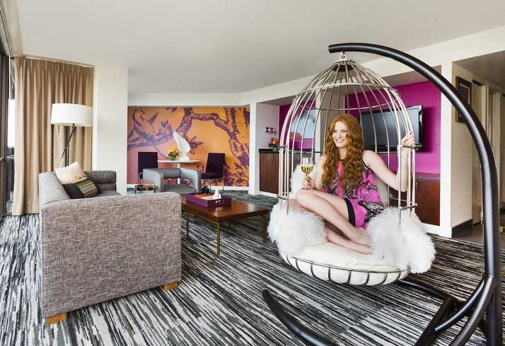 Gotta Have It All: Designing Hotels That Appeal To Business And Leisure Alike