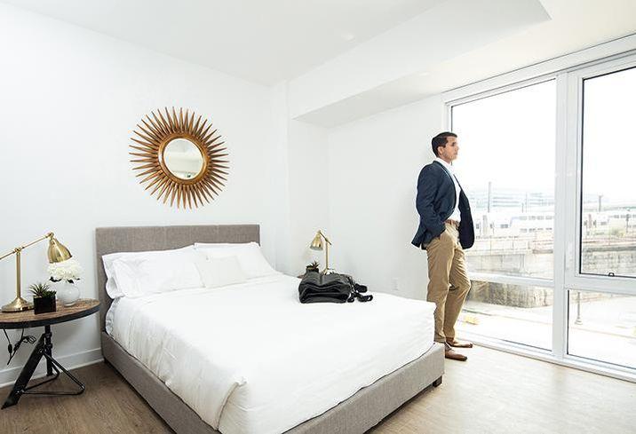 A WhyHotel short-term rental unit in Washington, D.C.