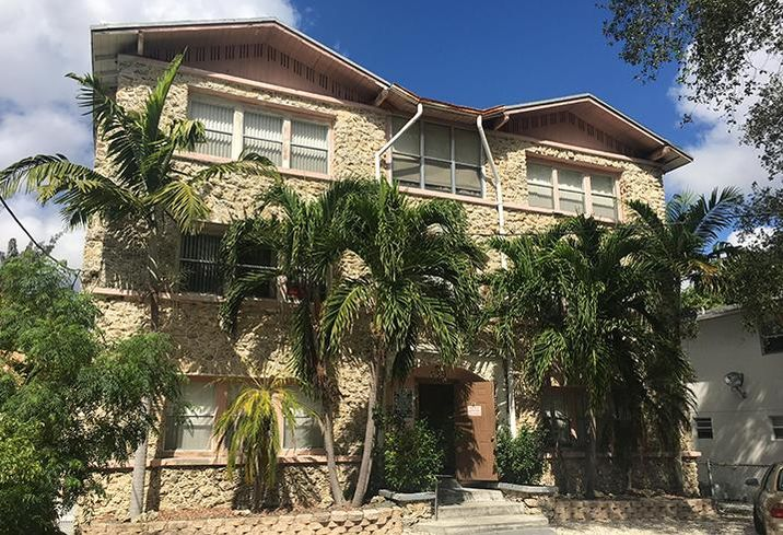 Eleventrust Real Estate Services Managing Broker Rafaelle Fermoselle is representing a client who is renovating an apartment building into half long-term and half short-term rentals.