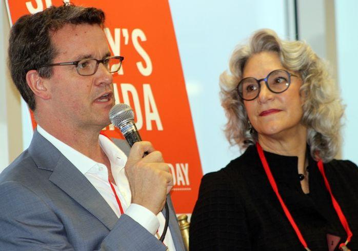 Cheri Morris President Morris and Fellows Kirk Demetrops President MidCity Real Estate Partners
