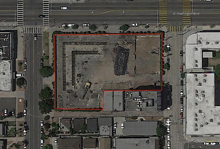 Thomas Safran and Associates has purchased a former oil drilling site totaling 48K SF in Los Angeles from Sentinel Peak Resources for $6M. The property is comprised of nine adjacent lots at 1918 4th Ave. and 3330-3320 W. Washington Blvd. in the Arlington Heights neighborhood of Los Angeles.