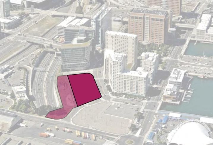 Massport Has Another Seaport Parcel On The Market