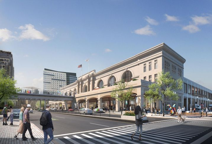 First Look: Fidelity's Planned World Trade Center Redevelopment