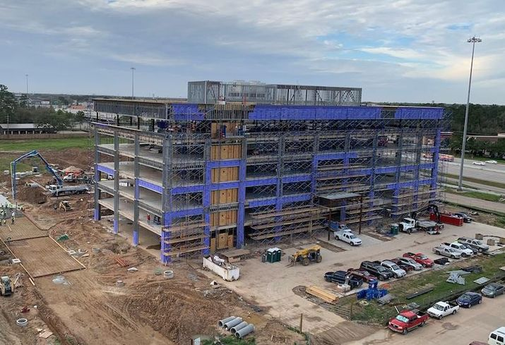 Boutique Office Buildings Dominating The Development Pipeline In Houston