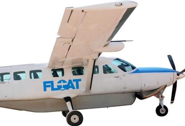 Would You FLOAT To Work? New Startup Would Fly People To Work To
