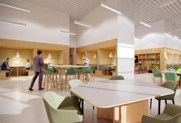 Spaces Reveals Renderings For Office Redesign In CityCentre