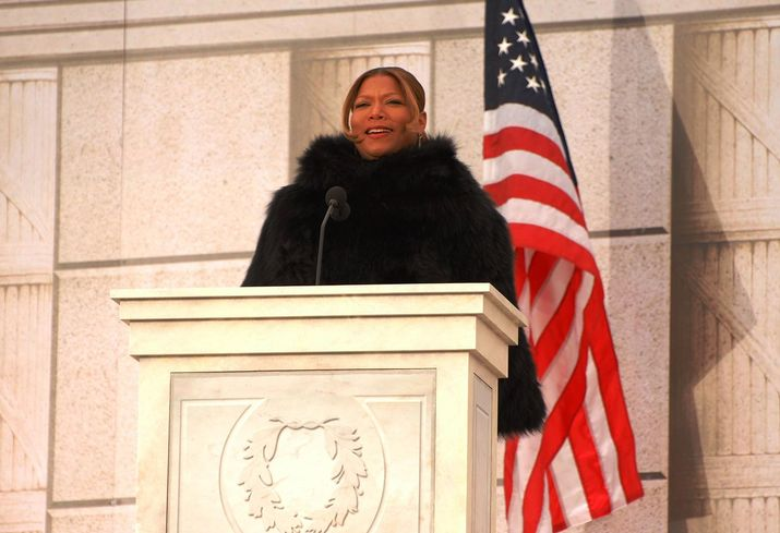 Queen Latifah To Develop Mixed-Income Housing In Hometown Of Newark