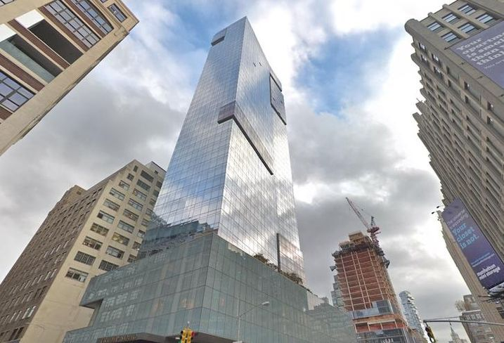 CIM Group Is Looking To Sell The Former Trump SoHo Hotel