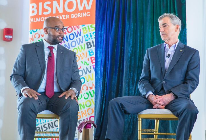 Scenes From Bisnow's Amazon HQ2-Apalooza