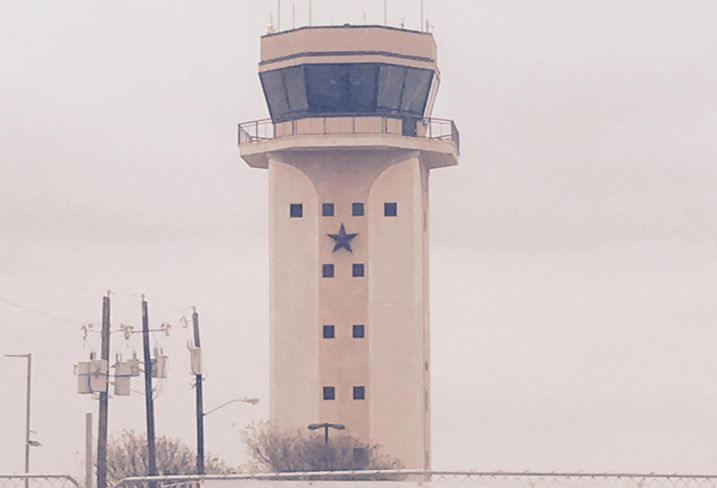 McKinney Air Traffic Control