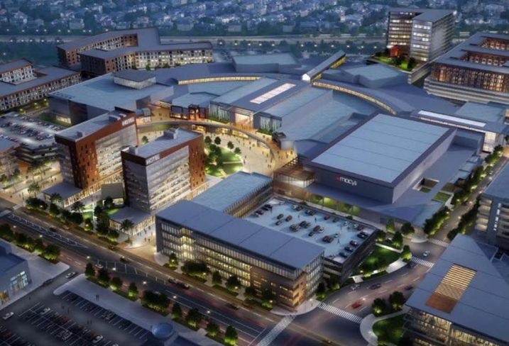 Centennial Real Estate Co. is planning a $300M transformation of the MainPlace Mall Santa Ana