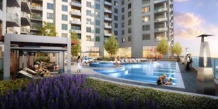 Pre-Leasing Starts At Parq On Speer