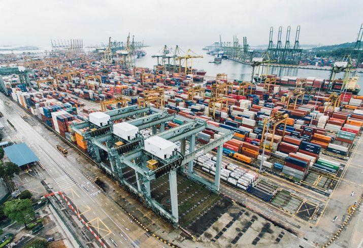 Logistics Is Looking Up Despite Downturn Concerns