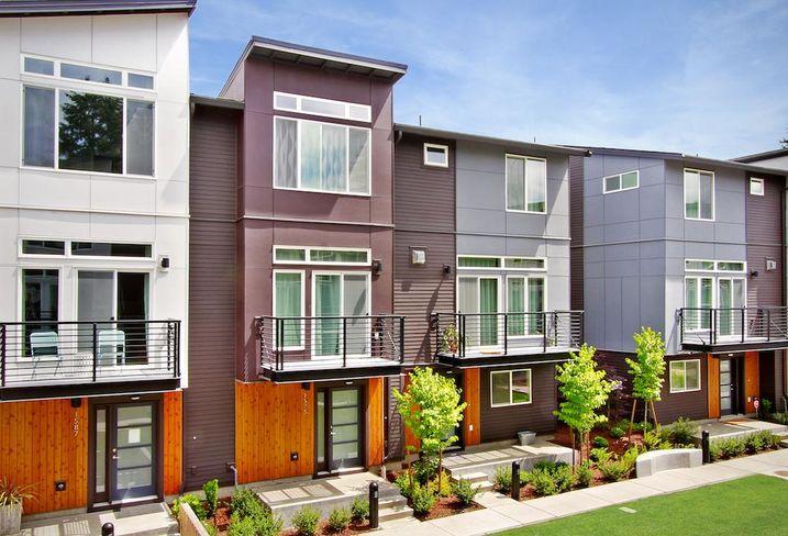 Bellevue's Avid Townhome Development Brings In $40M So Far