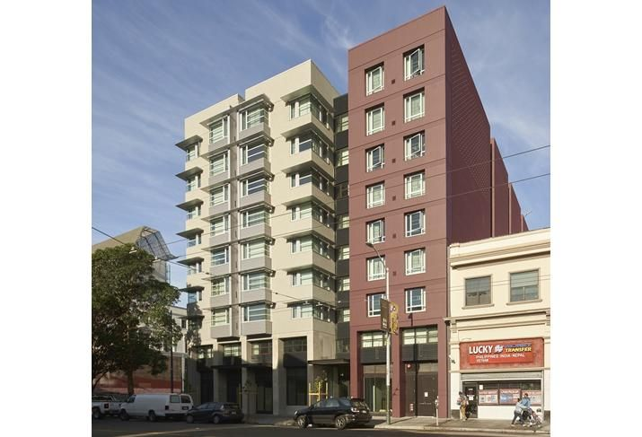 1036 Mission St., a new affordable housing development in San Francisco