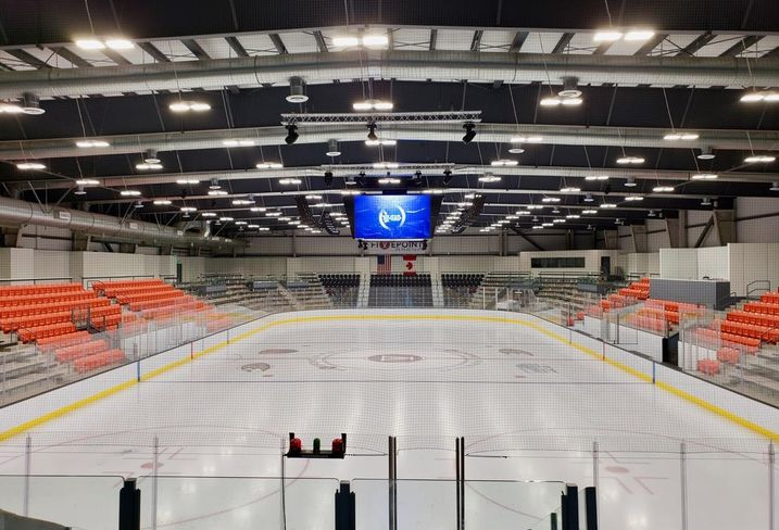 Anaheim Ducks new practice facility is at the Five Point Arena in Irvine