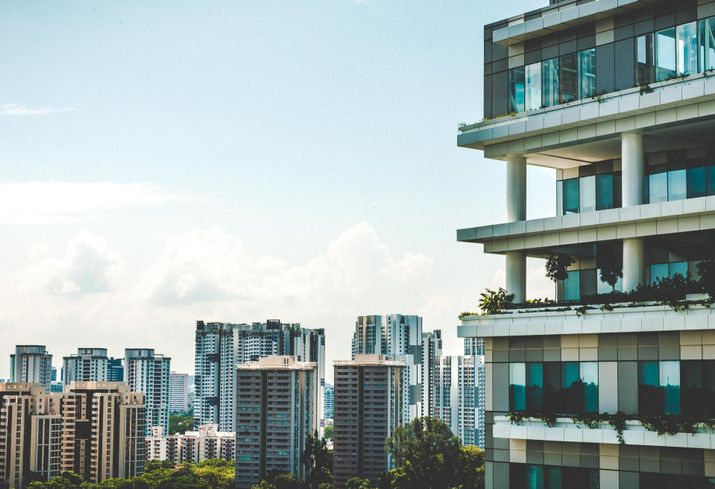 CRE Is Jumping After Sustainable Investment, But Metrics Lag Behind