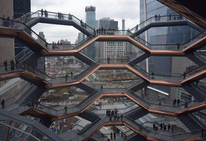 PHOTOS: Hudson Yards, A City Within A City, Officially Opens