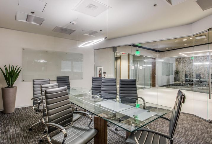 WorkSuites Conference Room