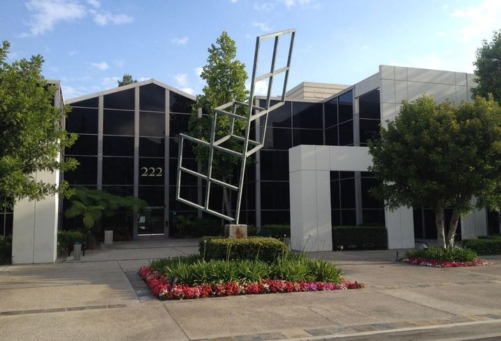 Office building at 222 East Huntington Drive in Monrovia