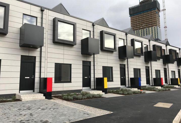 Modular housing manchester