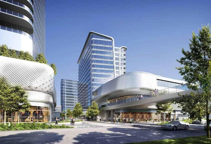 Houston's Busiest Square Mile? New Projects Bringing Density To Montrose