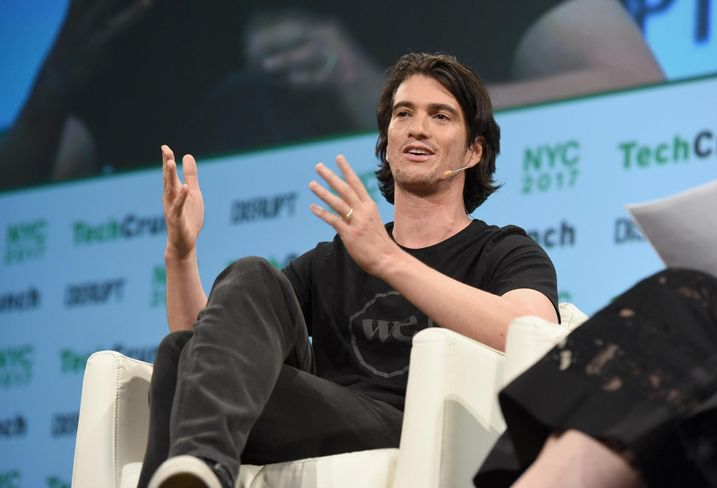 WeWork Adds Woman To Board, Plans IPO Roadshow, Gets Slammed By Sam Zell