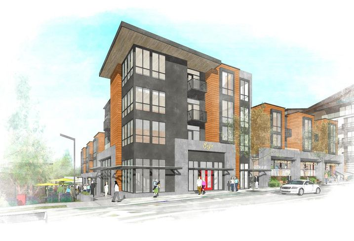 MainStreet Breaks Ground On Kenmore Multi-Use Project