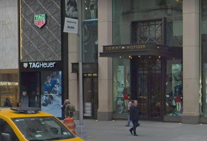 In Another Blow For Fifth Avenue, Tommy Hilfiger To Close Its Flagship
