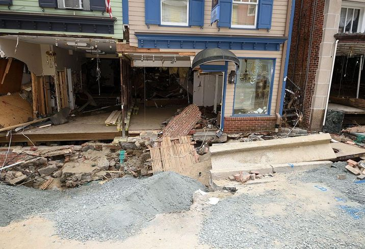 Deep Dive: Ellicott City's Ban On New Development