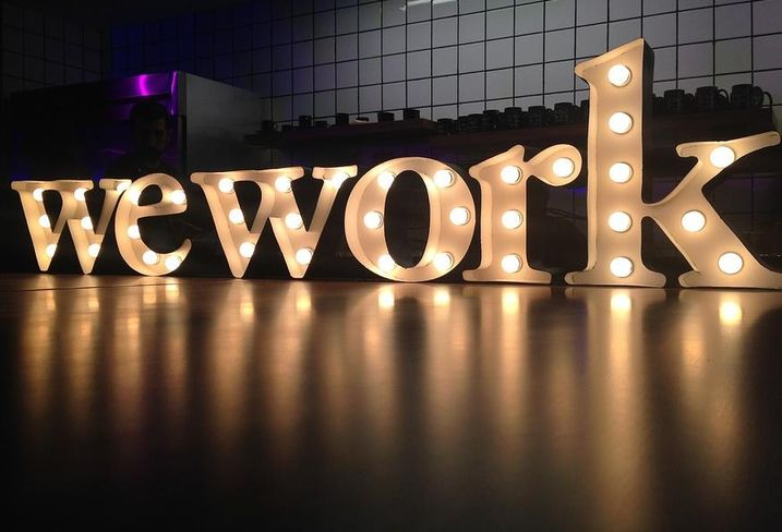 Lenders Grow Wary Of Deals With WeWork As A Major Tenant