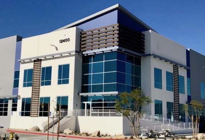 Arrow Route Distribution Center at 12400 Arrow Route in Rancho Cucamonga