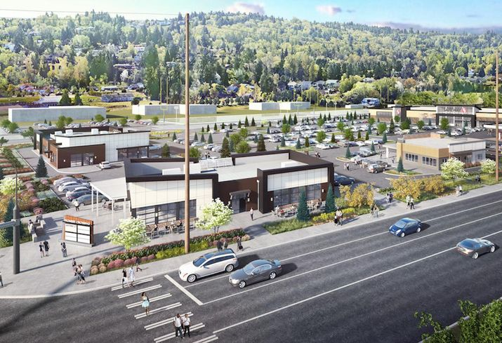 Safeway To Anchor 86K SF Development In Puyallup