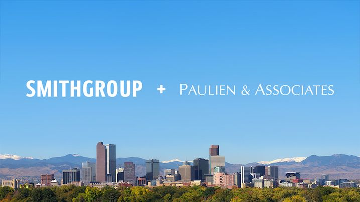 Paulien & Associates Merges With SmithGroup