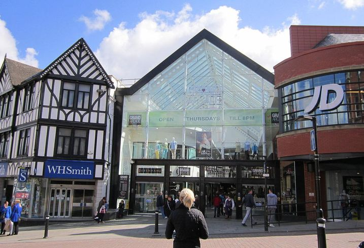 The Road To Wigan Shopping Centre: George Orwell Updated