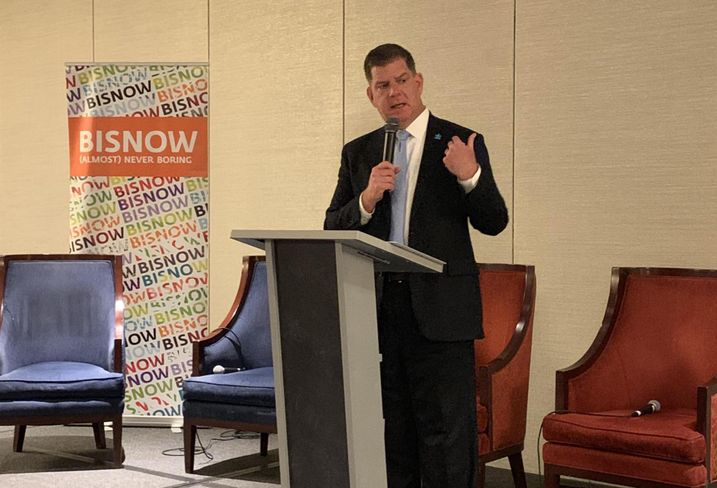 Boston Mayor Touts Affordable Housing Accomplishments, Recognizes More Work To Be Done