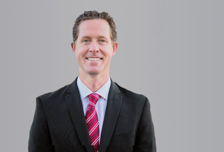 Cushman & Wakefield Managing Director Mark Bridge