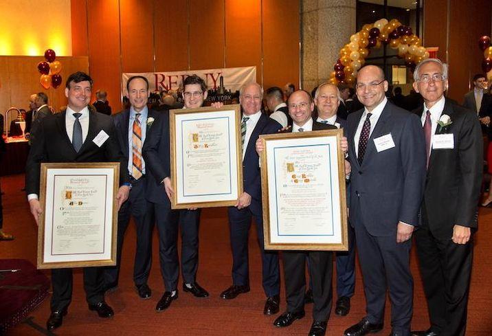 CBRE Brokers Score Top Award For Transforming City's 'Ugliest' Building