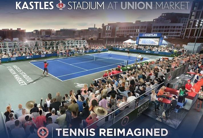Kastles Stadium at Union Market
