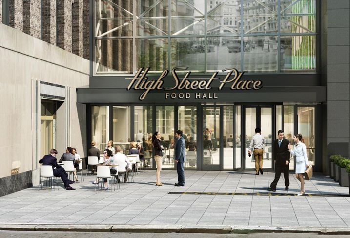 Tiffani Faison, Other Celebrity Chefs Slated For Downtown Food Hall