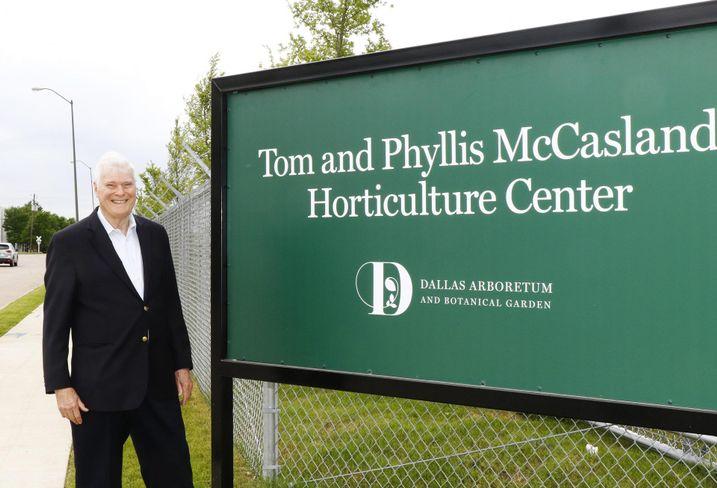 Tom McCasland