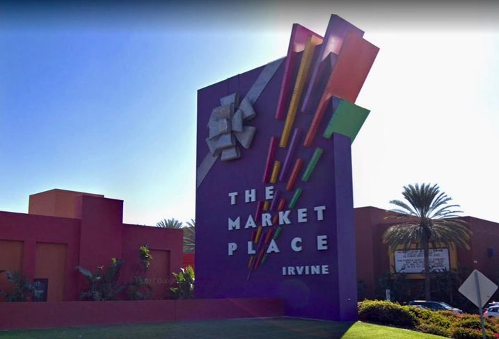 The Irvine Co.'s The Market Place in Irvine